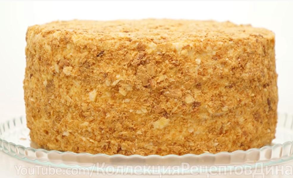 Самый вкусный рецепт из детства! Торт Наполеон